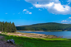 Black Lake, Montenegro Royalty Free Stock Photos