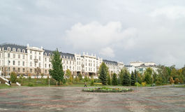 Black Lake park. Kazan Stock Photos