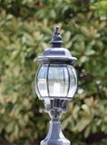 Black lantern. Royalty Free Stock Images