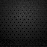 Black Leather. Texture abstract art Stock Images