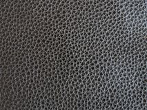 Black leather Royalty Free Stock Photos