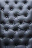 Black leather Royalty Free Stock Photos