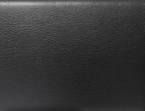 Black leather Stock Photography