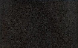 Black leather background Royalty Free Stock Image