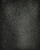 Black leather background. Black leather texture, vertical background Stock Images