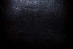 Black Leather Background. A background with a detailed view of black leather Royalty Free Stock Image