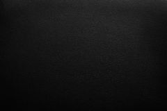 Black leather background. Royalty Free Stock Photography
