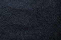 Black leather background Royalty Free Stock Photo