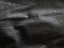 Black Leather Background - Stock Photos Stock Photography