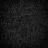 Black Leather Background Royalty Free Stock Image