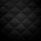 Black leather background,. Black leather  texture Stock Images
