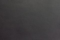 Black leather background. Texture in black leather for background Royalty Free Stock Photos