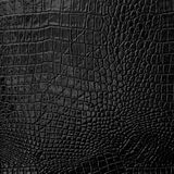 Black Leather background texture Royalty Free Stock Photos