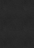 Black leather background. Or texture Royalty Free Stock Image