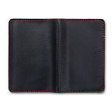Black Leather case book Royalty Free Stock Photos