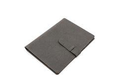 Black leather case. Stock Image