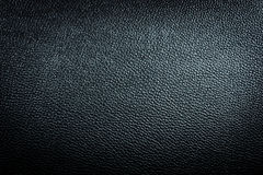 Black Leather classic background Royalty Free Stock Photography