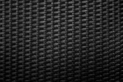 Black leather plastic texture. Black leather plastic texture background Royalty Free Stock Images