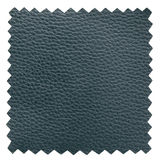 Black leather samples texture Stock Photos