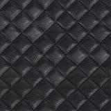 Black leather seamless background. Black leather background,Black leather texture Royalty Free Stock Photo