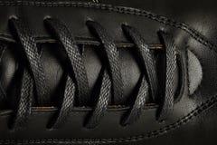 Free Black Leather Shoe Royalty Free Stock Photos - 57665678