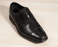 Free Black Leather Shoes Royalty Free Stock Photography - 21459057