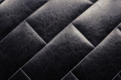 Black leather sofa texture background. Black leather sofa texture background Stock Photography