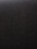 Black Leather Texture. Used as texture or background Stock Image
