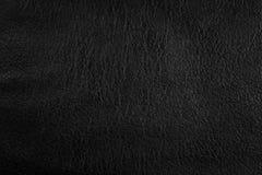 Black leather Royalty Free Stock Photo