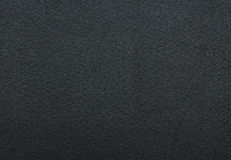 Black leather texture Stock Photography