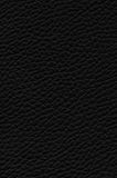 Black leather texture background. High resolution Stock Photo