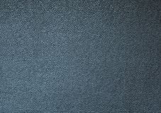 Black leather texture background surface Royalty Free Stock Images