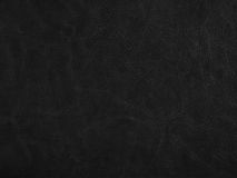 Black leather texture Royalty Free Stock Image
