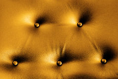 Black Leather Texture From Chair Royalty Free Stock Photography