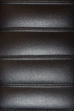 Black Leather Texture From Chair Royalty Free Stock Photos