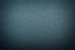 Black leather texture close up Stock Photography