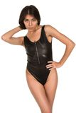Black leotard Stock Photography