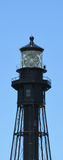 Black Lighthouse, Pompano Beach, FL Royalty Free Stock Image