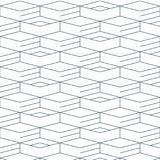 Black line pattern on white, seamless backdrop, minimalistic design. Linear seamless pattern, thin lines. Subtle geometric vector background Royalty Free Stock Images
