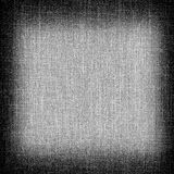 Black linen texture or background and shadow. Stock Photo