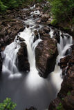 Black Linn Waterfall Stock Image