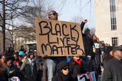 Black Lives Matter Royalty Free Stock Images
