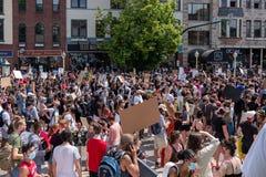 Black Lives Matter Protest in Bloomington