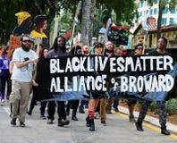 Black Lives Matter Stock Photography