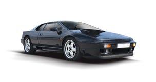 Black Lotus Esprit Stock Image