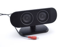 Free Black Loudspeaker Royalty Free Stock Photography - 29345217