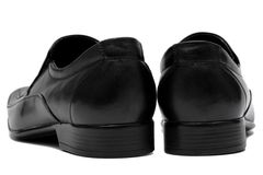 Free Black Low Shoes Royalty Free Stock Photography - 4890827