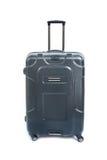 Black luggage isolated Royalty Free Stock Photo