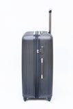 Black luggage isolated Stock Photo