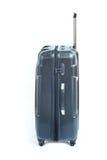 Black luggage isolated. On white background Stock Photo